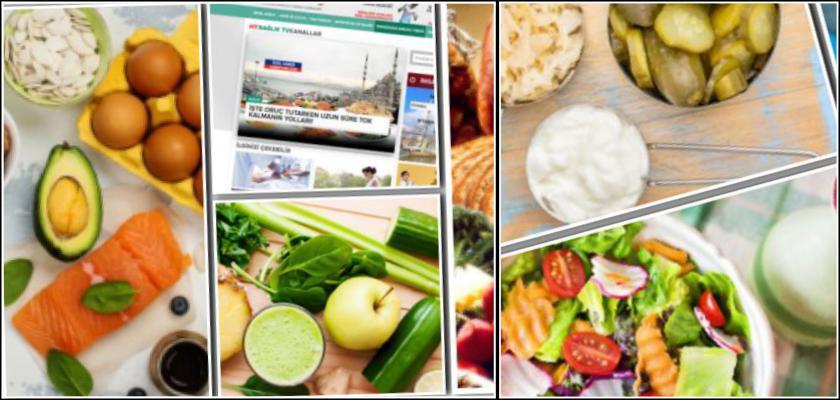 Akdeniz Diyeti İle Sağlıklı Kilo Verin