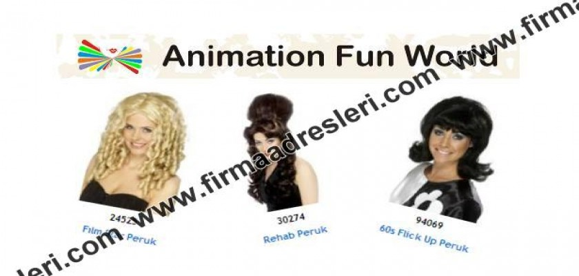 Animation Fun World Deneyim Sahibi Bir Firmadır