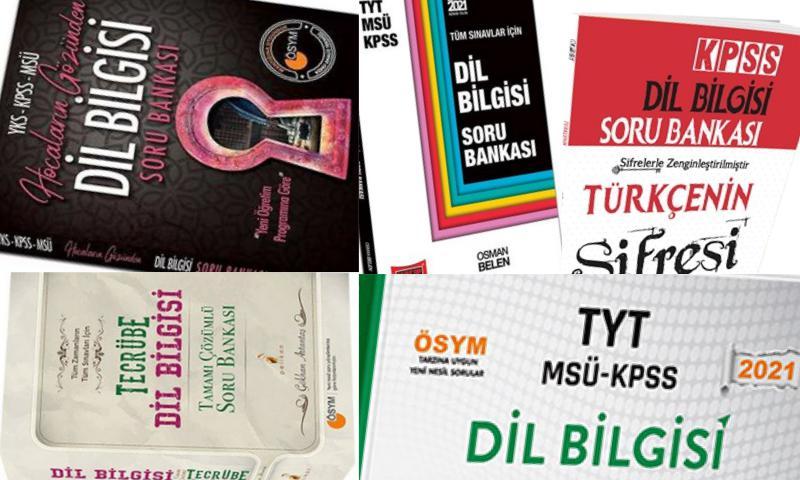 Dilbilgisi Soru Bankası Önerileri