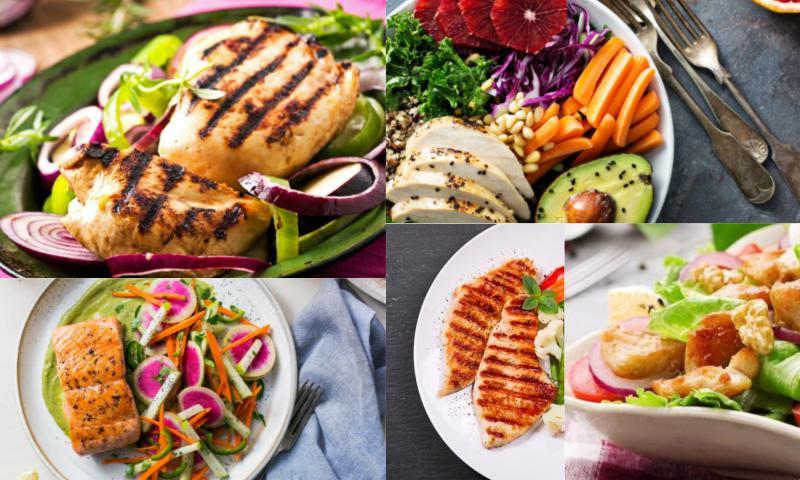 Lezzetli Diyet Yemekleri ve Örnek Tarifler