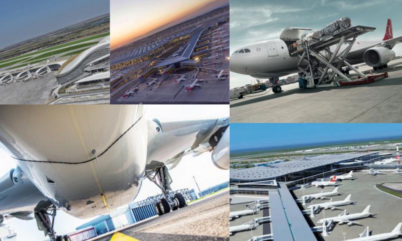 İstanbul Yeni Havaalanı Yer Hizmetleri