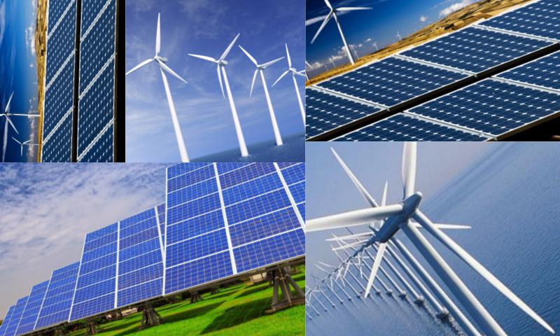 Yenilenebilen Enerji Kaynakları