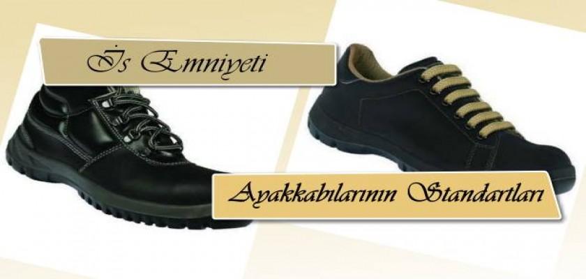 İş Emniyeti Ayakkabılarının Standartları