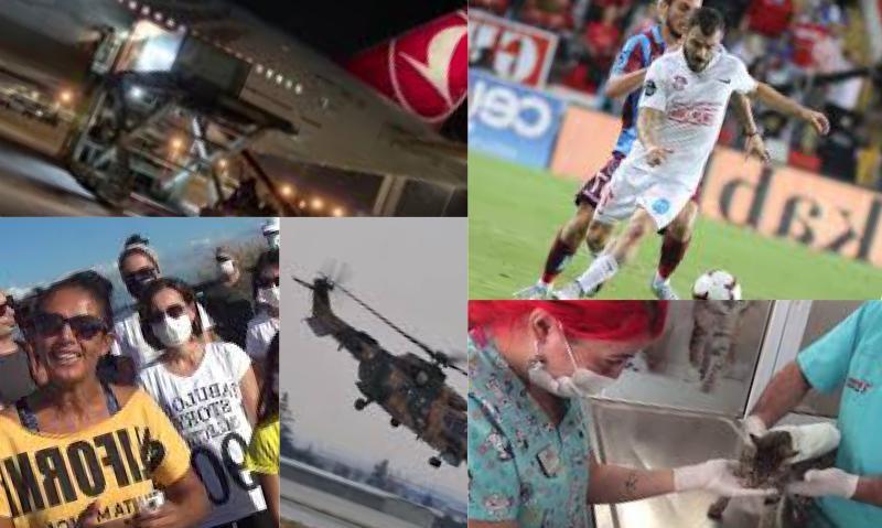 Antalyaspor'un Türkiye Serüveni