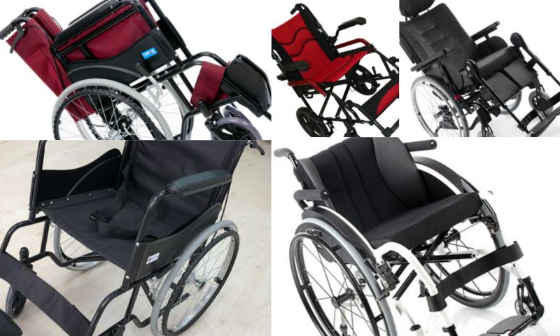 Modüler Manevra Kabiliyetli Tekerlekli Sandalyeler