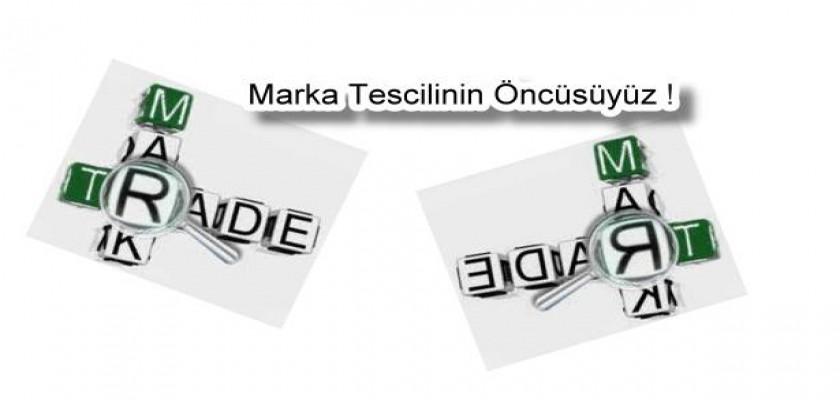 Marka Tescilinin Öncüsüyüz