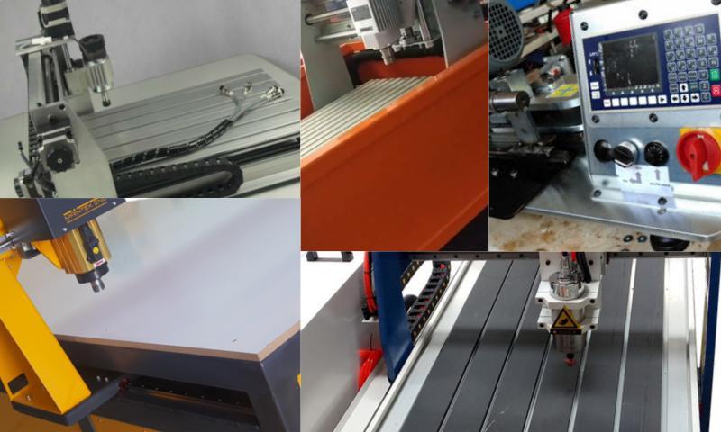Mini CNC Boyları