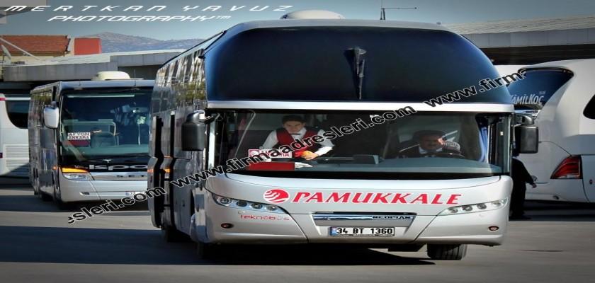 Pamukkale Turizm Basmane İzmir
