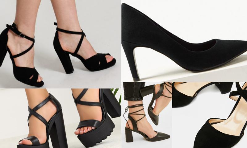 Her Kadının Gözdesi Topuklu Ayakkabı